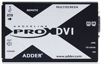 Adder X-DVIPRO-MS2-US link Dual DVI, Audio and 4-port USB Extender