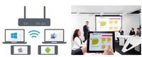 Android Based Wireless Presentation System