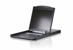 ATEN CL1308N 8-Port 19in. LCD Integrated USB/PS2 Combo KVM