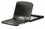 ATEN CL3700NW 19in. Ultra Short Depth wide screen LCD Console HDMI/USB