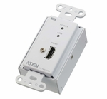 ATEN VE1801UST HDMI HDBaseT-Lite Transmitter with US Wall Plate