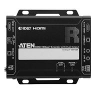 ATEN VE814AR HDMI HDBaseT Receiver with Dual Output