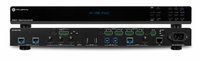 Atlona AT-OME-PS62 Omega 6X2 Matrix switcher with 2x HDBaseT inputs