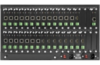 Aurora DXM-1616-G4 4K60 4:4:4 Modular 16x16 Matrix Switch