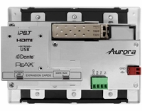Aurora IPX-TC3A-WP3-F-Pro-W 3rd Gen 4K 10Gbps Transceiver Wall Plate