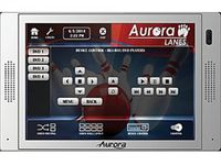Aurora Multimedia QXT-700-W 7in In-Wall Touch Panel w/ Control System