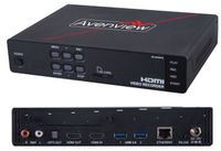 Avenview MP-4KHDM2 H.265 HDMI 4K@60 Digital Video Player and Recorder