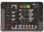 AVPro Edge CANVAS-NCDC Canvascsi Control System