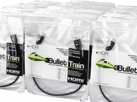 AVPro Edge AC-BTJUMP-AUHD-MP Bullet Train 100 Pack of 0.5M HDMI Cables