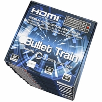 AVPro Edge AC-BTSSF-10KUHD-10-MP Bullet Train 10 Pack 10M HDMI Cables