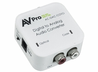 AVPro Edge AC-DAC-COTO Digital to Analog Audio Converter