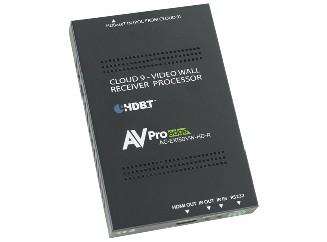 AVPro Edge AC-EX70VW-HD-R HDBaseT Receiver with Cloud 9