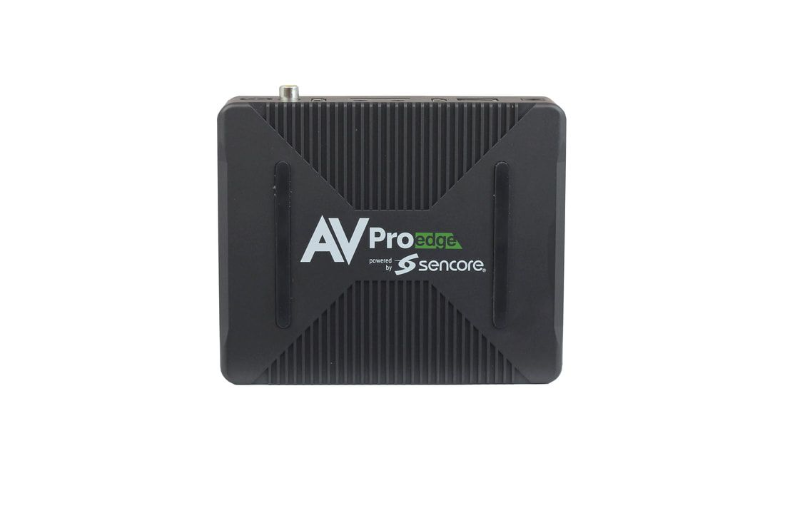 AVPro Edge AC-IMPULSE-PLUS HDMI/SDI Compact Single-Channel Broadcaster