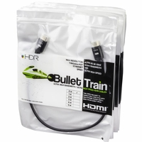 AVPro Edge AC-JUMPACK-10 Bullet Train 10 Pack of 0.5M HDMI Cables