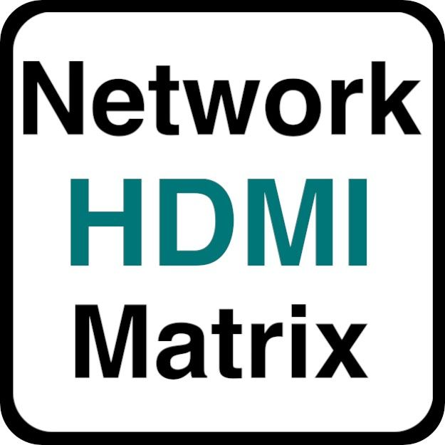 Build Your Own POE HDMI Over IP Matrix w/Real Time iPad Video Preview & Video Walls