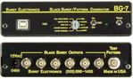 Burst Electronics BG-7 Black Burst Generator with USB Title Generator