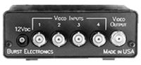 Burst Electronics VS-8X1R Vertical Interval 8x1 Switcher with RS232