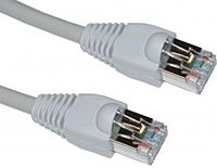 CAT5E Shielded Cable for HDTV Installs - All Lengths