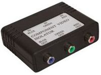 Component Video Hum Eliminator - With & w/o audio