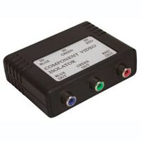 Component Video Isolation Transformer