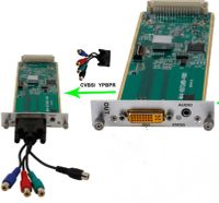 Component Video Output Card