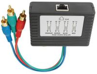 Component Video to CAT5 Balun