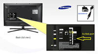 Controlling Samsung TVs with RS232