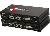 Avenview FO-DVI-DL-330 Dual Link DVI Extender, extends up to 100M