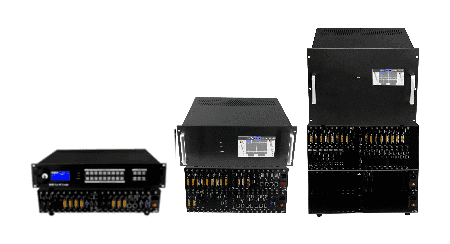 <B>DVI MATRIX SWITCHERS</B>