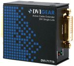 DVIGear DVI-7171b Active Cable Extender DVI Single-Link