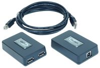 Gefen EXT-USB-MINI2N Extends any USB device up to 150 feet (45 meters)