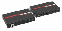 Hall Research FXT-460 4K HDMI 2.0 Fiber Optic Extender