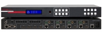 Hall Research HSM-44-BX 4K 4X4 HDMI Matrix Switch