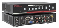 Hall Research SC-1080H Multi-Format, Multi-Input Video Scaler