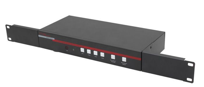 Hall Research SSW-HD-4 4-Input HDMI Seamless Switch