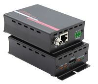 Hall Research UH-BT-R HDMI over UTP Extender w/HDBaseT-Lite Receiver