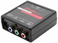 Hall Research UVB1-CP-R Component Video (YPbPr) Active Balun Receiver