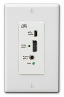 Hall Research VSA-HA-DP HDMI input Wall Plate for VSA Series