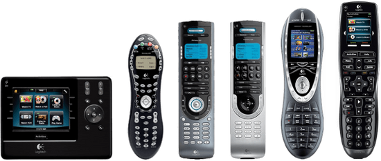 Using a Harmony Remote Control