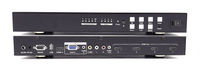 Video Wall Controller with Multiple Inputs