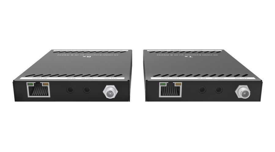 HDBaseT Extender with RS232
