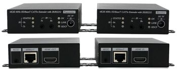 <B>HDBaseT HDMI TO CAT5 EXTENDERS</B>