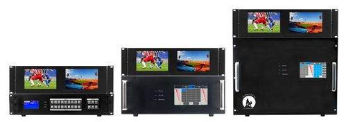 See 350 - Different 4K HDMI Matrix Switchers Over CAT5 (350)