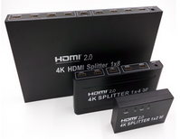 HDMI 2.0 SPLITTERS