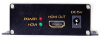 WolfPack HDMI Extender Over Coax To 1,500 Feet