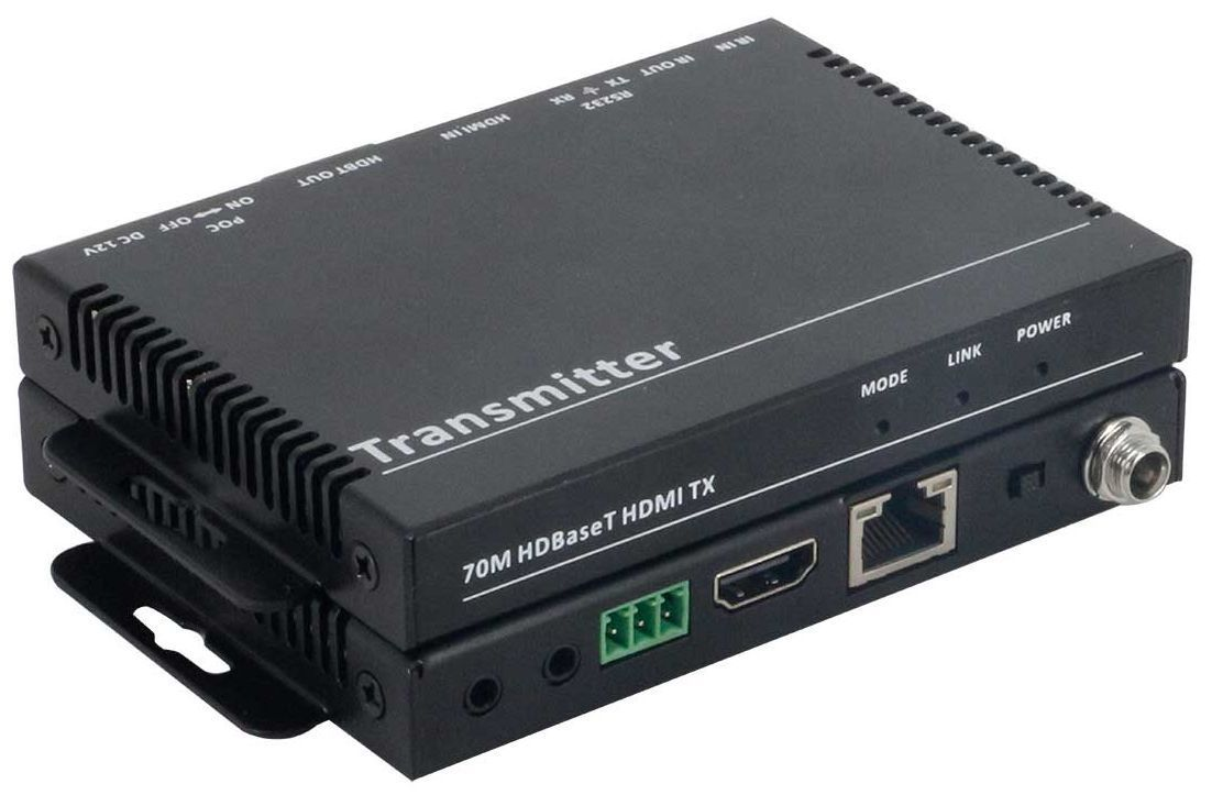 4K/60 HDMI Extender over HDBaseT to 110'