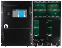 HDMI Matrix Switchers in a 56x56 Chassis