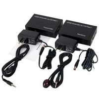 HDMI over 1 - CAT5 cable to 100' w/Remote IR