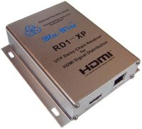 HDMI Over CAT6 Daisy Chain Receiver To 2,000 Feet