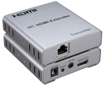 4K WolfPack HDMI over One CAT5 Cable Extender to ~100′